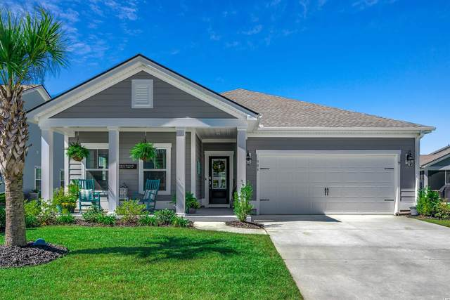 986 Mourning Dove Dr., Myrtle Beach, SC 29577 (MLS #2121474) :: The Lachicotte Company