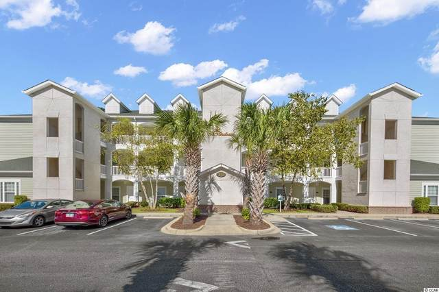 100 Cypress Point Ct. #303, Myrtle Beach, SC 29577 (MLS #2121478) :: The Lachicotte Company