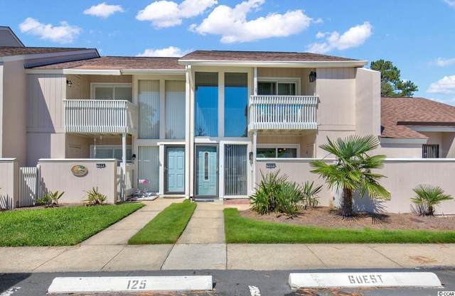 1000 11th Ave. N #125, North Myrtle Beach, SC 29582 (MLS #2121486) :: The Lachicotte Company