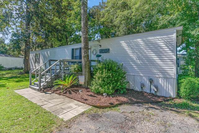 593 Eden Ave., Murrells Inlet, SC 29576 (MLS #2121495) :: Coldwell Banker Sea Coast Advantage
