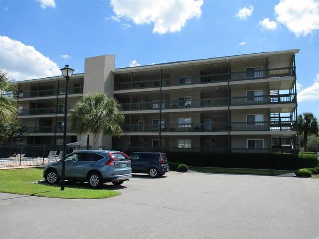 4445 Kingsport Rd. #103, Little River, SC 29566 (MLS #2121496) :: Ryan Korros Team