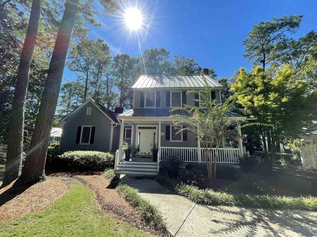 4401 Hitching Post Ln., Murrells Inlet, SC 29576 (MLS #2121497) :: The Lachicotte Company