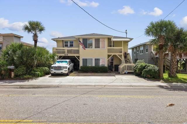 3608 N Ocean Blvd. N, North Myrtle Beach, SC 29582 (MLS #2121506) :: Jerry Pinkas Real Estate Experts, Inc