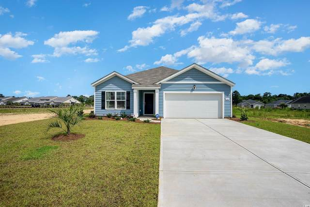219 Pin Oak Dr., Murrells Inlet, SC 29576 (MLS #2121508) :: James W. Smith Real Estate Co.