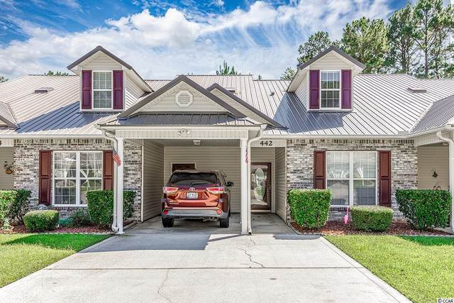 442 Colonial Trace Dr. 14-E, Longs, SC 29568 (MLS #2121532) :: BRG Real Estate