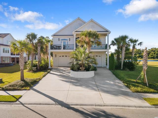 218 Palmetto Harbour Dr., North Myrtle Beach, SC 29582 (MLS #2121559) :: Scalise Realty