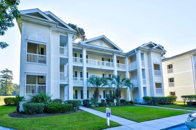 654 River Oaks Dr. 45-G, Myrtle Beach, SC 29579 (MLS #2121573) :: BRG Real Estate