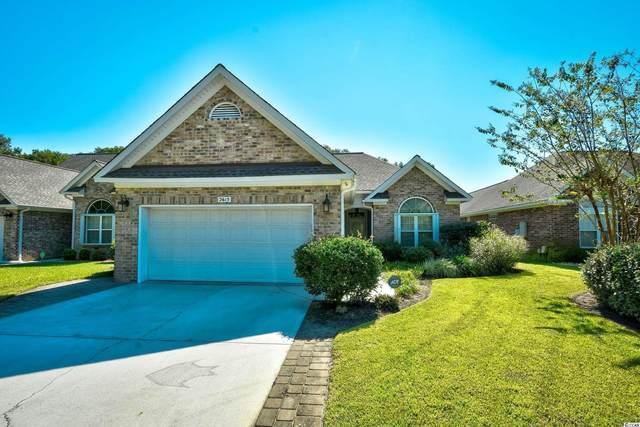 2615 Sarasota St., Myrtle Beach, SC 29577 (MLS #2121599) :: BRG Real Estate