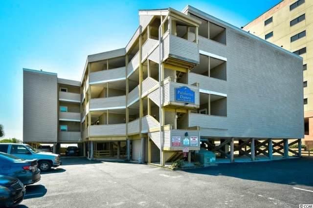 1011 S Ocean Blvd. #102, North Myrtle Beach, SC 29582 (MLS #2121614) :: The Litchfield Company