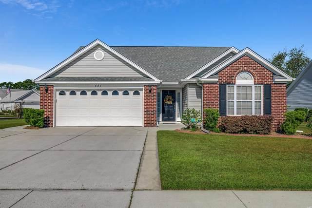 441 Pennington Loop, Myrtle Beach, SC 29588 (MLS #2121620) :: BRG Real Estate