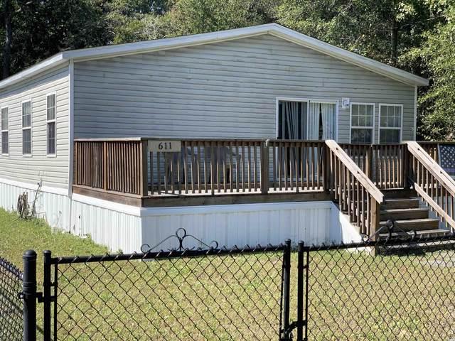 611 Woodland Dr., Garden City Beach, SC 29576 (MLS #2121635) :: Duncan Group Properties