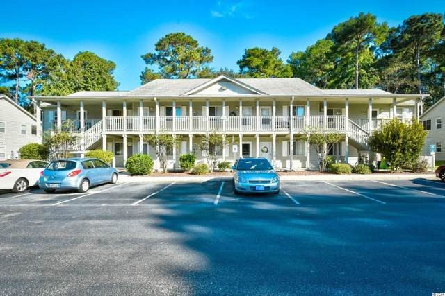 1240 White Tree Ln. D, Myrtle Beach, SC 29588 (MLS #2121641) :: BRG Real Estate