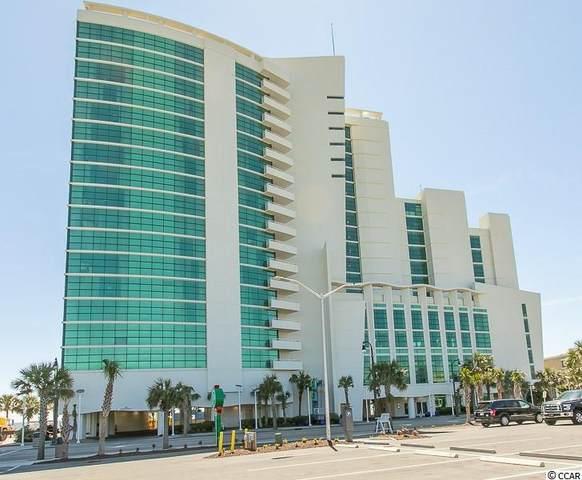 201 S Ocean Blvd. #907, Myrtle Beach, SC 29577 (MLS #2121643) :: Coldwell Banker Sea Coast Advantage