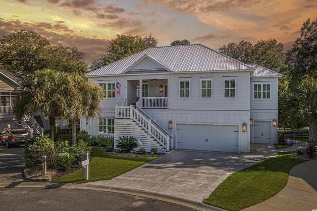 11 Saltwater Way, Murrells Inlet, SC 29576 (MLS #2121648) :: BRG Real Estate