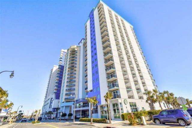 504 N Ocean Blvd. 707-A&B, Myrtle Beach, SC 29577 (MLS #2121665) :: James W. Smith Real Estate Co.