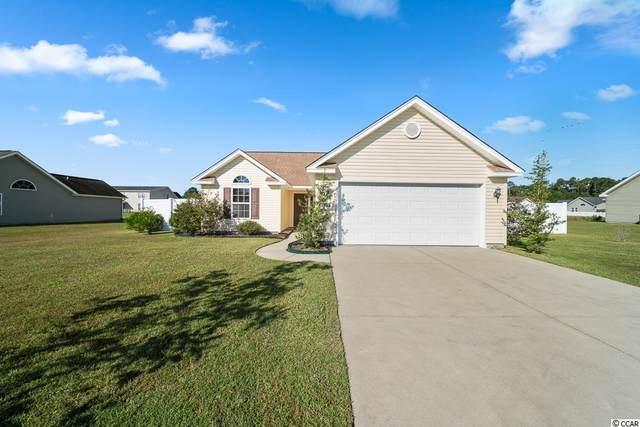 535 Cottage Oaks Circle, Myrtle Beach, SC 29579 (MLS #2121680) :: James W. Smith Real Estate Co.