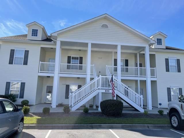 800 Sail Ln. #102, Murrells Inlet, SC 29576 (MLS #2121686) :: BRG Real Estate