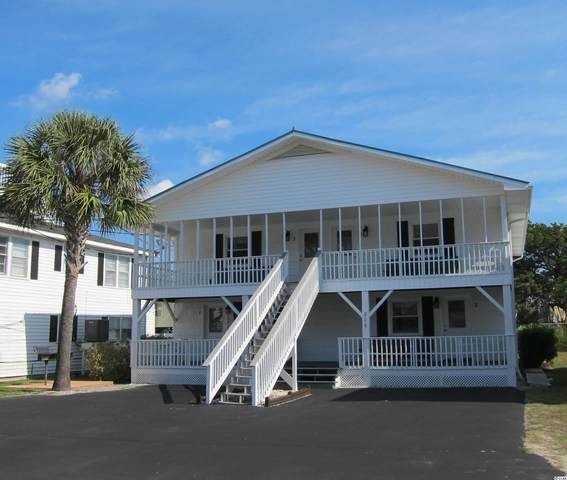 206 31st Ave. N, North Myrtle Beach, SC 29582 (MLS #2121696) :: James W. Smith Real Estate Co.