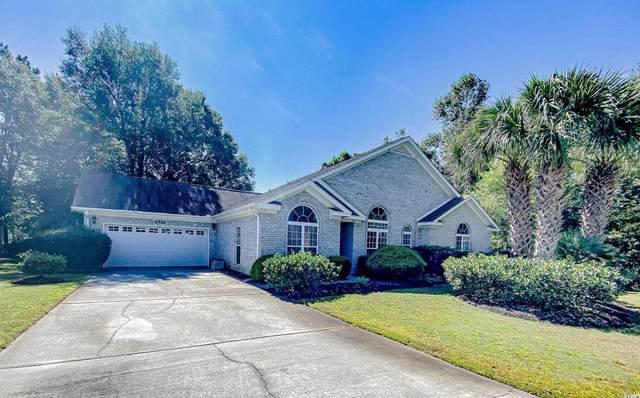 9720 Chestnut Ridge Dr., Myrtle Beach, SC 29572 (MLS #2121699) :: James W. Smith Real Estate Co.