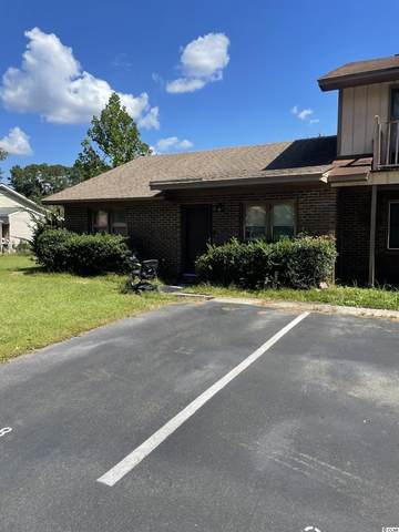 208 Waccamaw Village Dr. #208, Myrtle Beach, SC 29579 (MLS #2121715) :: Grand Strand Homes & Land Realty