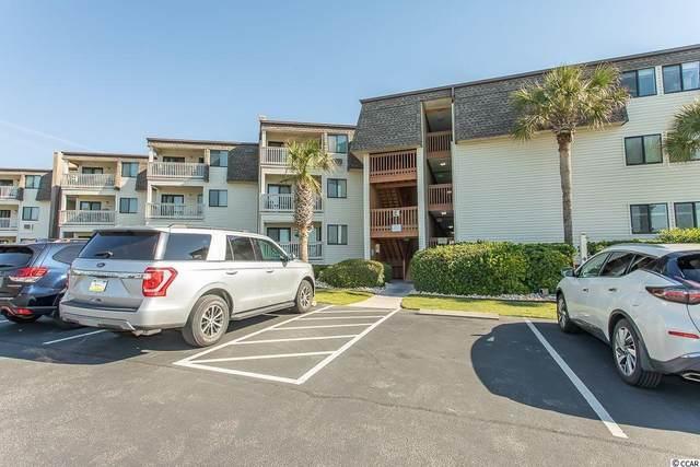 5601 N Ocean Blvd. E-109, Myrtle Beach, SC 29577 (MLS #2121751) :: Chris Manning Communities
