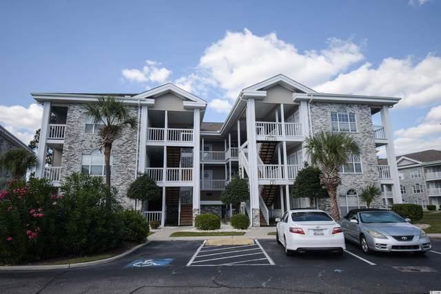 4773 Wild Iris Dr. #101, Myrtle Beach, SC 29577 (MLS #2121754) :: Ryan Korros Team