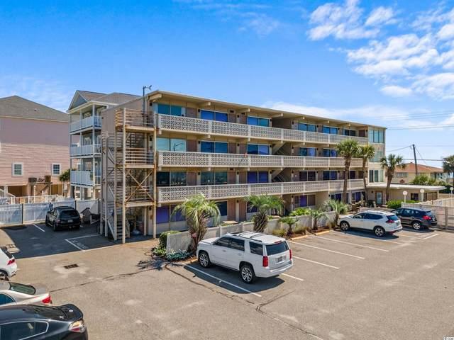 3901 North Ocean Blvd. #207, North Myrtle Beach, SC 29582 (MLS #2121765) :: Duncan Group Properties