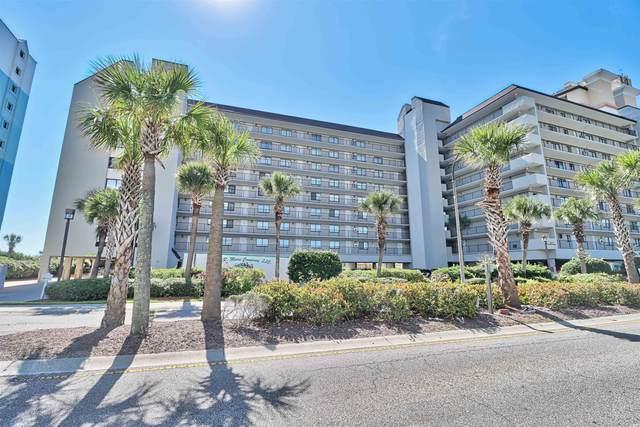 4719 S Ocean Blvd. #607, North Myrtle Beach, SC 29582 (MLS #2121769) :: Ryan Korros Team