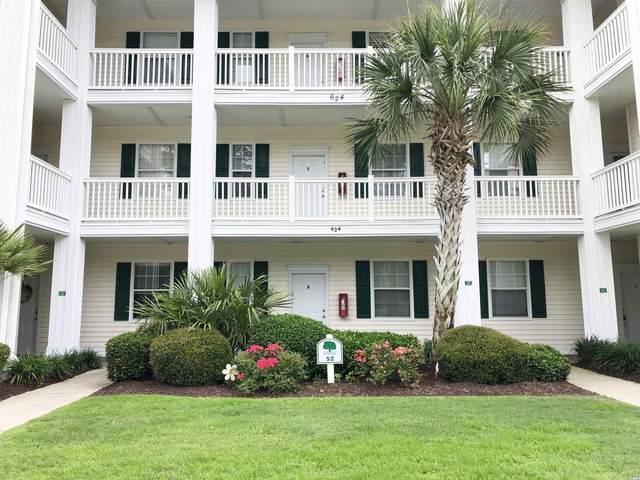 624 River Oaks Dr. 52-I, Myrtle Beach, SC 29579 (MLS #2121778) :: BRG Real Estate