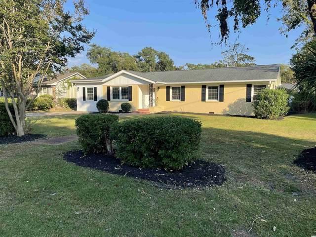 4806 Camellia Dr., Myrtle Beach, SC 29577 (MLS #2121781) :: Duncan Group Properties