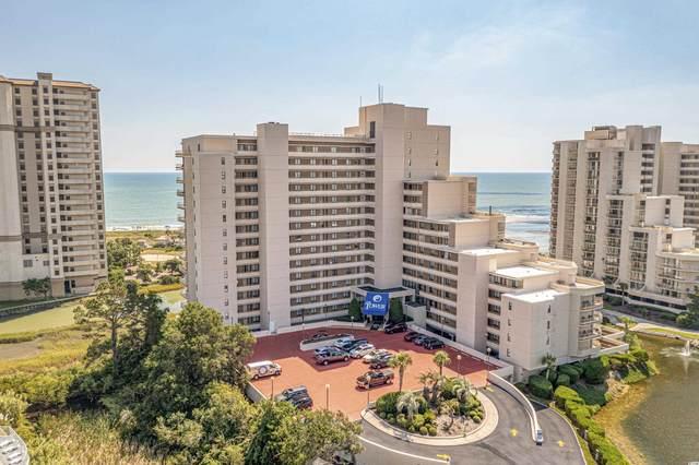 100 Ocean Creek Dr. A9, Myrtle Beach, SC 29572 (MLS #2121787) :: Dunes Realty Sales