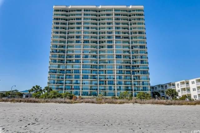 3805 S Ocean Blvd. #402, North Myrtle Beach, SC 29582 (MLS #2121791) :: Coldwell Banker Sea Coast Advantage