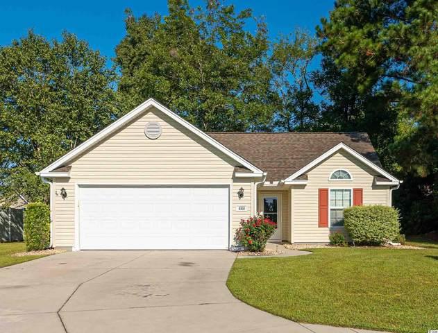 444 Irees Way, Longs, SC 29568 (MLS #2121834) :: Jerry Pinkas Real Estate Experts, Inc