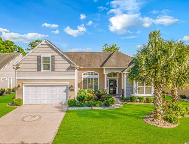 4609 Grovecrest Circle, North Myrtle Beach, SC 29582 (MLS #2121866) :: Scalise Realty