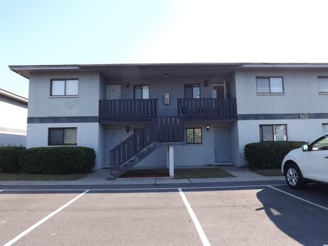 1101 2nd Ave. N #205, Surfside Beach, SC 29575 (MLS #2121868) :: Scalise Realty