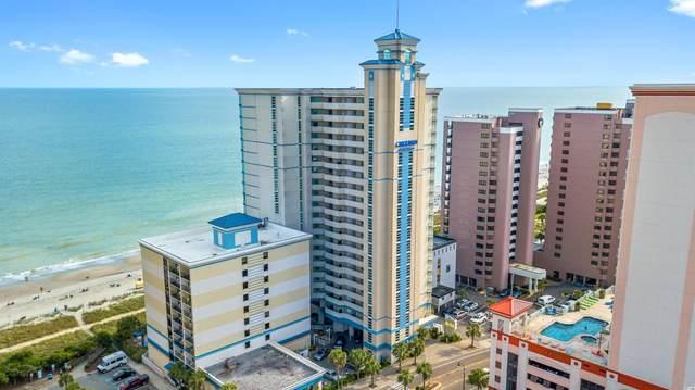 2504 N Ocean Blvd. #1433, Myrtle Beach, SC 29577 (MLS #2121895) :: Scalise Realty