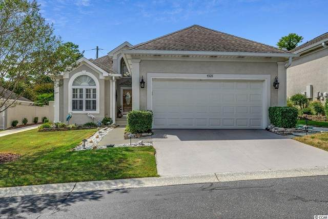4326 Windy Heights Dr., North Myrtle Beach, SC 29582 (MLS #2121904) :: BRG Real Estate