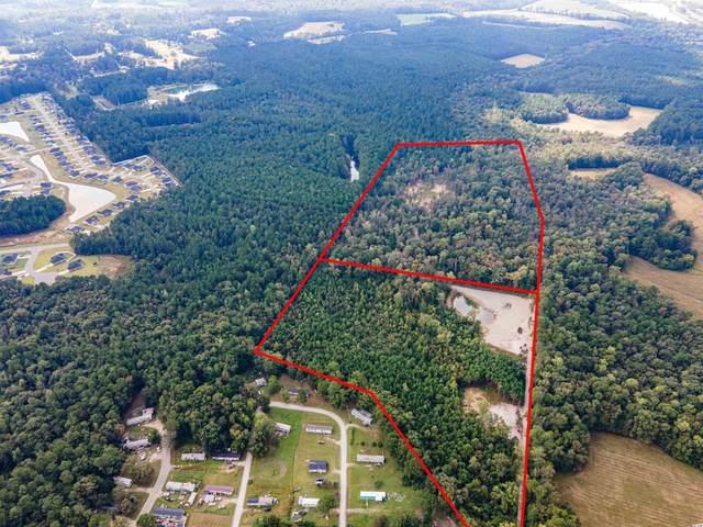 TBD Ole Amanda Rd., Conway, SC 29527 (MLS #2121911) :: Duncan Group Properties
