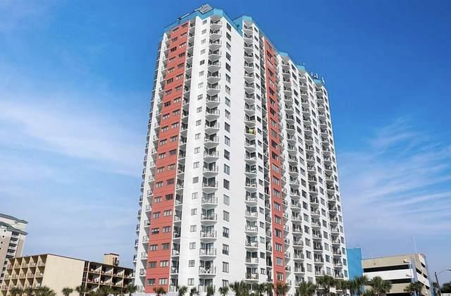 1605 S Ocean Blvd. #1808, Myrtle Beach, SC 29577 (MLS #2121915) :: Jerry Pinkas Real Estate Experts, Inc