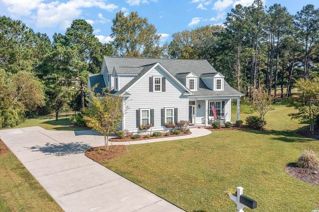 2609 Tip Top Ct., Myrtle Beach, SC 29577 (MLS #2121920) :: James W. Smith Real Estate Co.