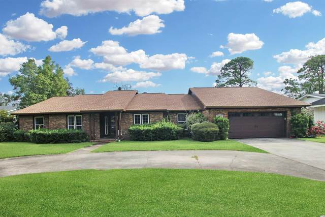 1469 Crooked Pine Dr., Surfside Beach, SC 29575 (MLS #2121922) :: BRG Real Estate