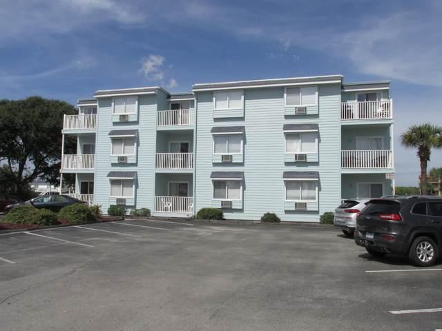 6301 North Ocean Blvd. D3, North Myrtle Beach, SC 29582 (MLS #2121942) :: James W. Smith Real Estate Co.
