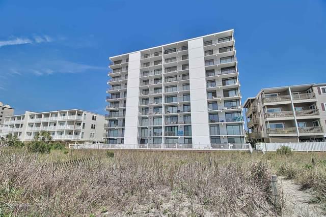 4311 S Ocean Blvd. #502, North Myrtle Beach, SC 29582 (MLS #2121949) :: Hawkeye Realty