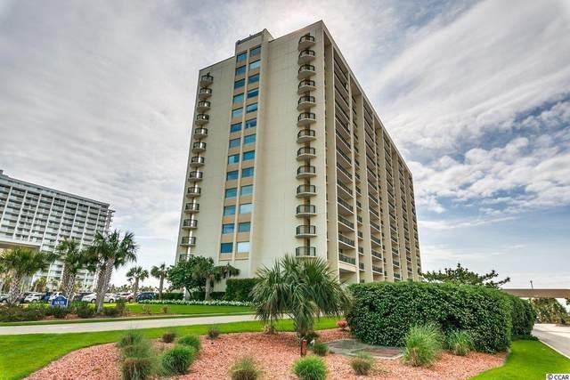 9820 Queensway Blvd. #506, Myrtle Beach, SC 29572 (MLS #2121950) :: Jerry Pinkas Real Estate Experts, Inc