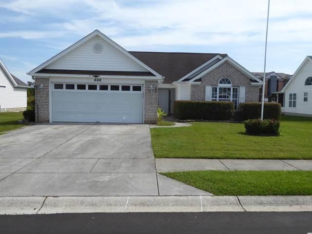 448 Pennington Loop, Myrtle Beach, SC 29588 (MLS #2121951) :: BRG Real Estate