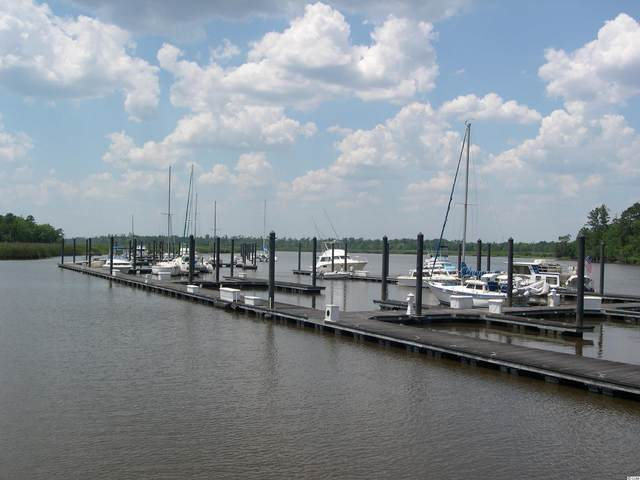 Boat Slip #50 Harmony - Friendfield Marina, Georgetown, SC 29440 (MLS #2121962) :: Chris Manning Communities