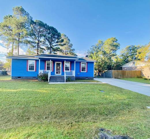 794 University Forest Circle, Conway, SC 29526 (MLS #2121975) :: Scalise Realty