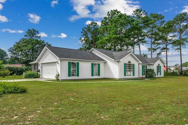 825 Myrtle Ridge Dr., Conway, SC 29526 (MLS #2121987) :: Duncan Group Properties