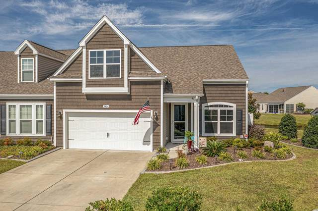 5424 Elba Way #5424, Myrtle Beach, SC 29579 (MLS #2121993) :: BRG Real Estate