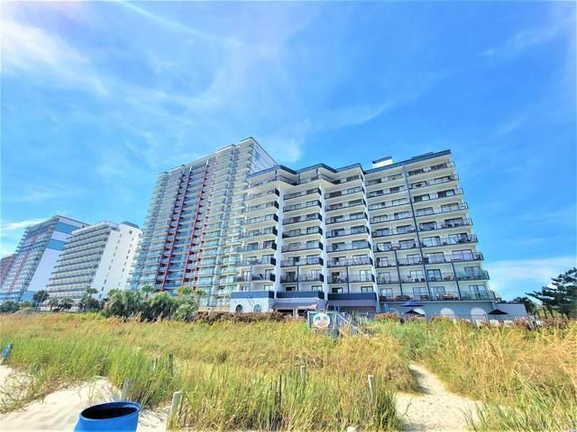 2001 S Ocean Blvd. #905, Myrtle Beach, SC 29577 (MLS #2121999) :: Jerry Pinkas Real Estate Experts, Inc